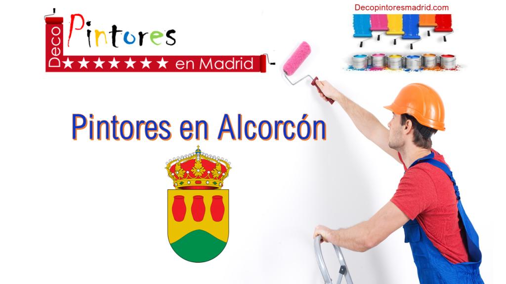 pintores en Alcorcón