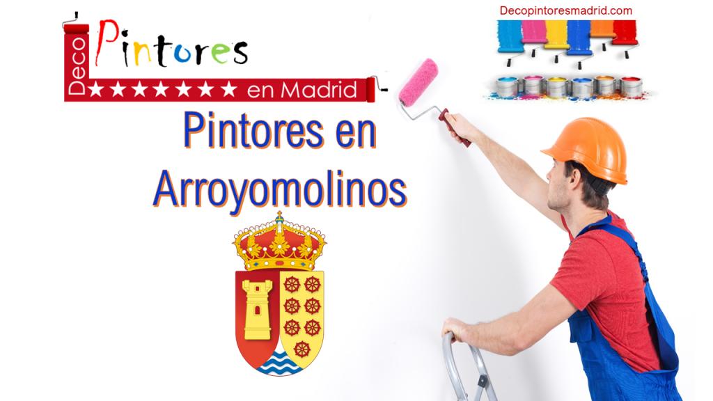 `pintores en Arroyomolinos