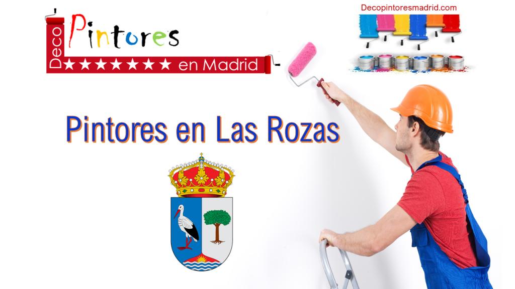 Pintores en Las Rozas de Madrid